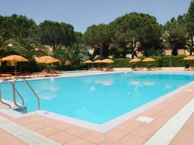 Residence in Alghero with pool