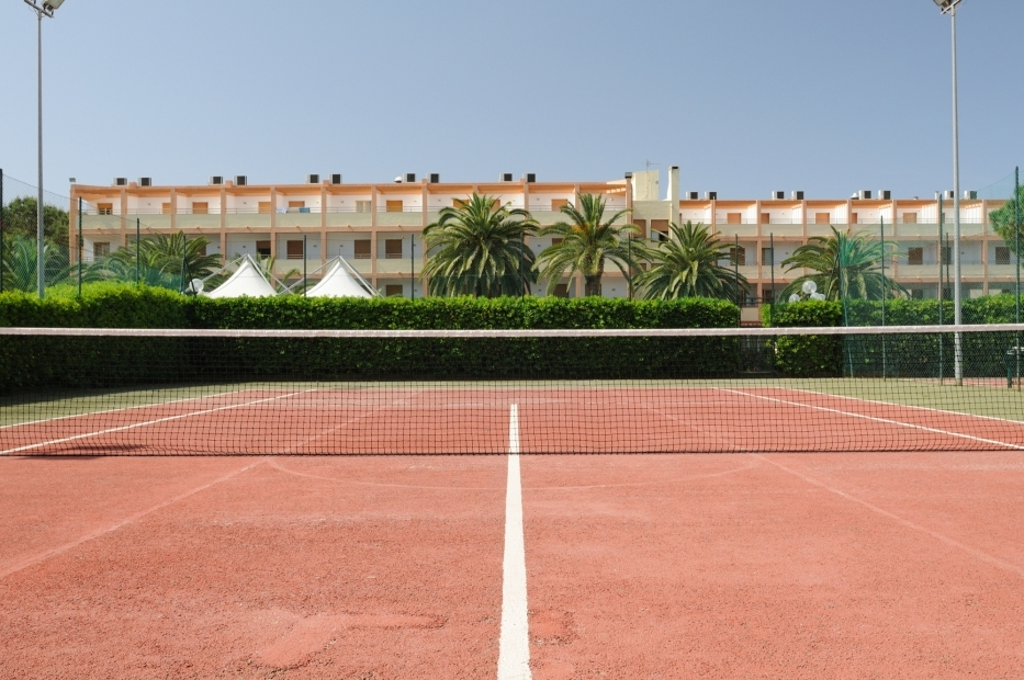 Residence Oasis Tennis court